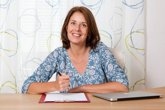 Verena Eicher Portrait